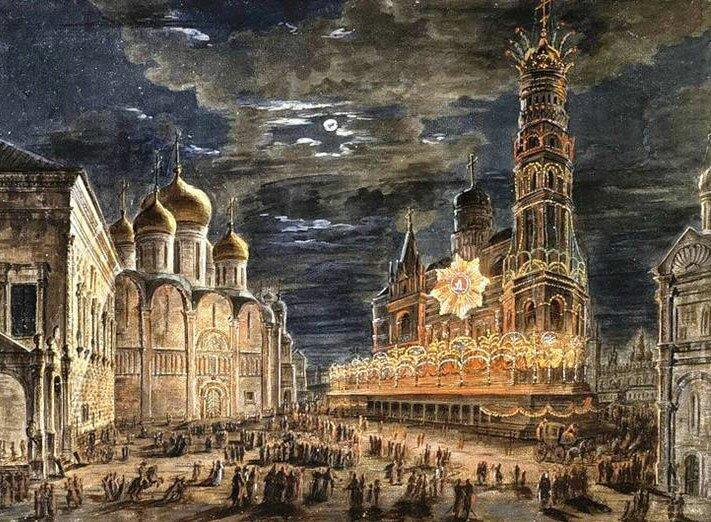Городской пейзаж Алексеева 20