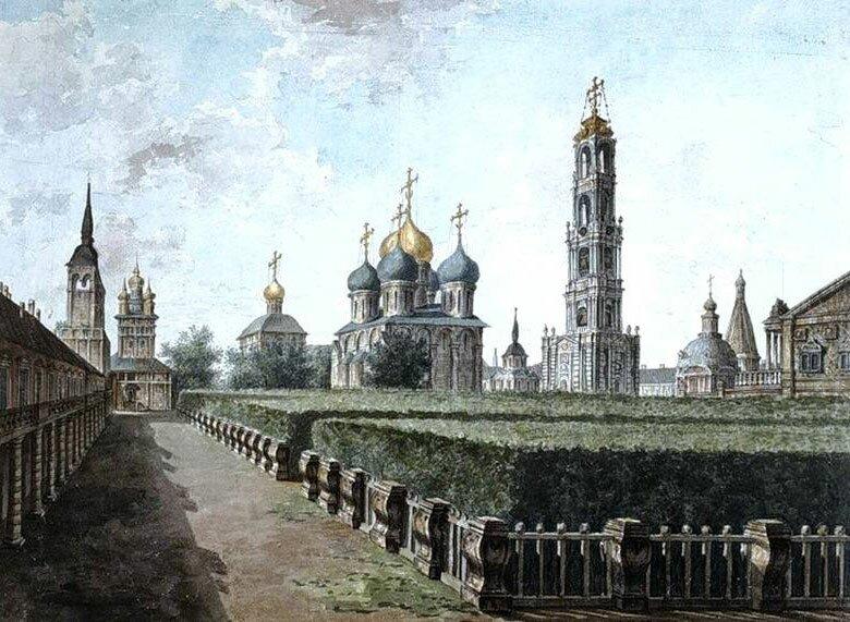 Городской пейзаж Алексеева 9