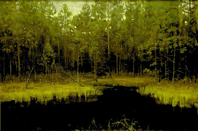 Картины Анохина 15