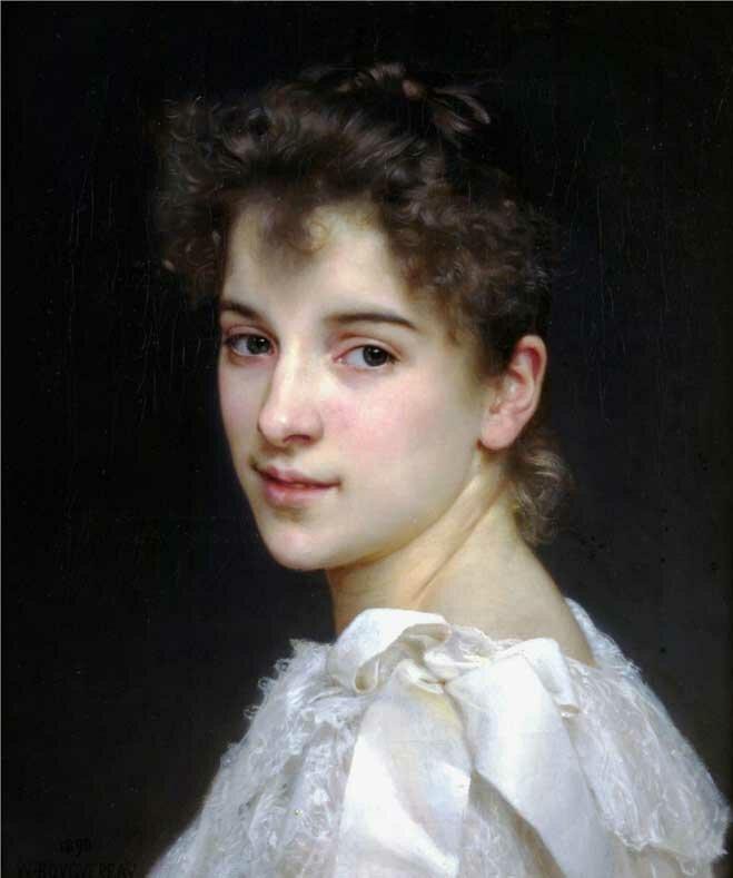 Академическая живопись bouguereau18