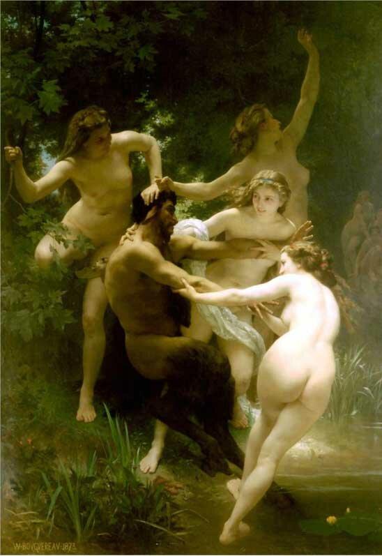 Академическая живопись bouguereau19