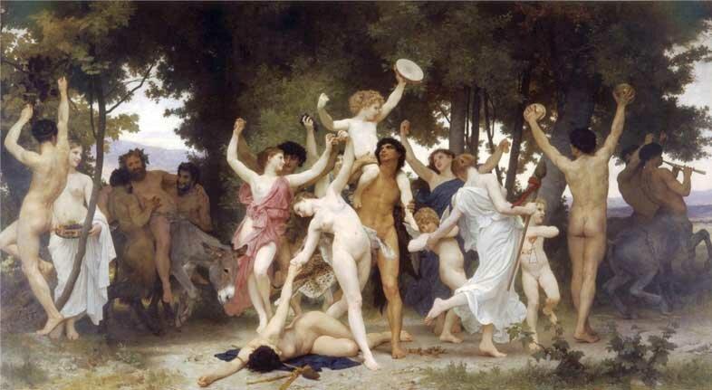 Академическая живопись bouguereau7