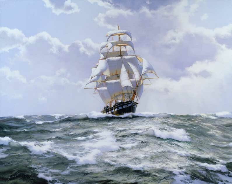 Море Джеймса Бреретона 1