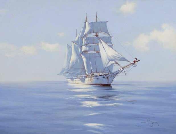 Море Джеймса Бреретона 11