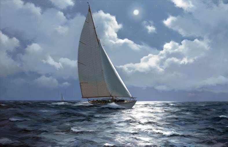 Море Джеймса Бреретона 14