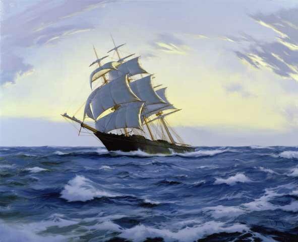 Море Джеймса Бреретона 16
