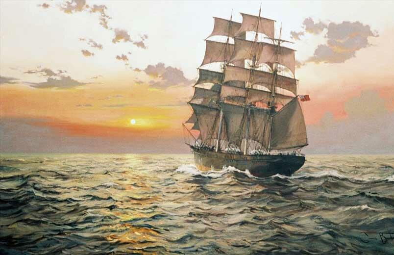 Море Джеймса Бреретона 18