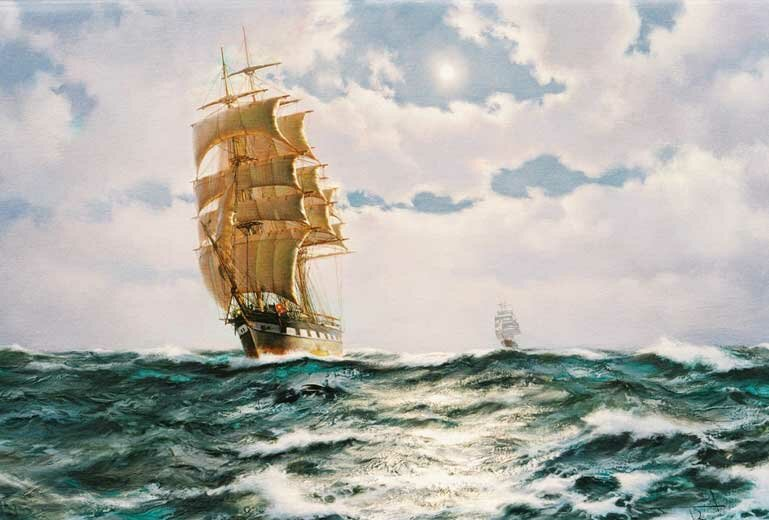 Море Джеймса Бреретона 2
