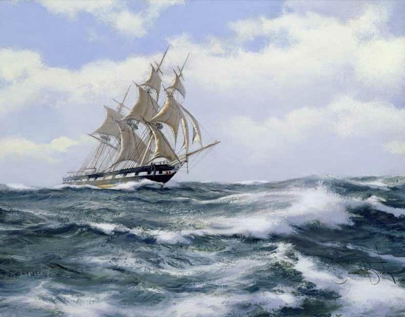 Море Джеймса Бреретона 4