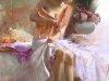 Цветы и девушки Daeni Pino 17