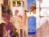 Цветы и девушки Daeni Pino 23