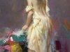 Цветы и девушки Daeni Pino 8