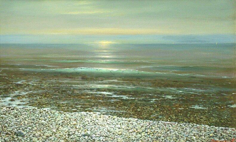 Морской пейзаж 15