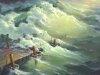 Морской пейзаж 11