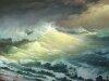 Морской пейзаж 21