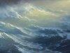 Морской пейзаж 3