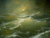Морской пейзаж 5