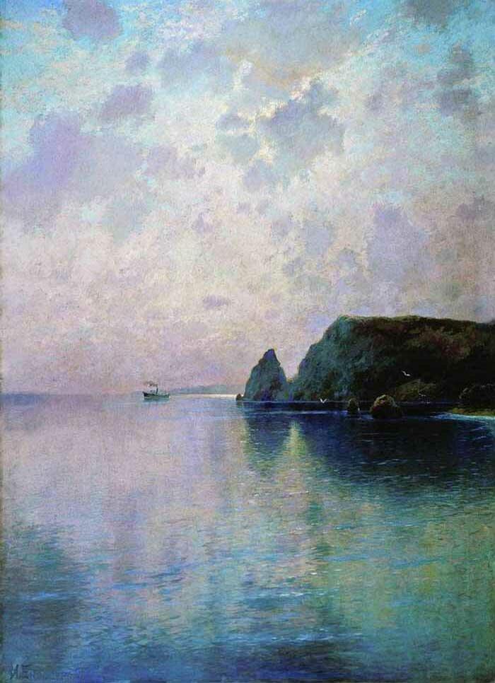 Пейзаж Ендогурова 13