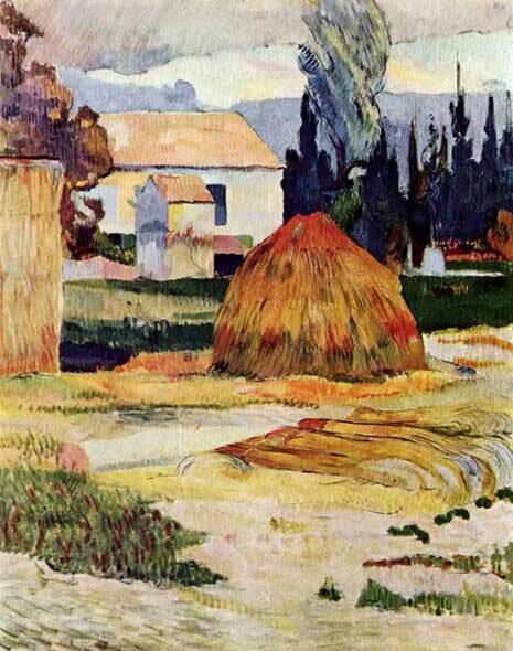 Импрессионист ПОЛЬ Гоген Paul Gauguin 16