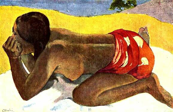 Импрессионист ПОЛЬ Гоген Paul Gauguin 17