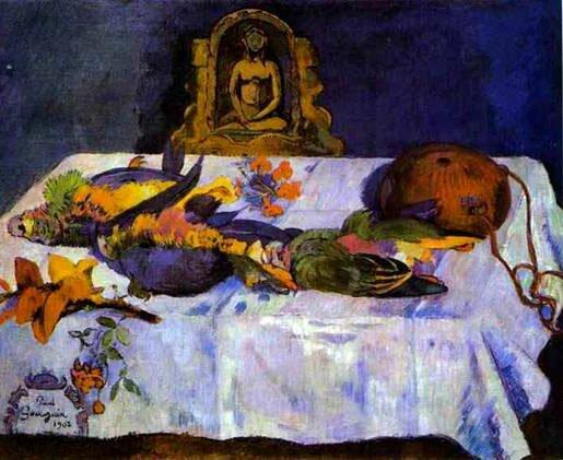 Импрессионист ПОЛЬ Гоген Paul Gauguin 2