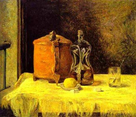 Импрессионист ПОЛЬ Гоген Paul Gauguin 4