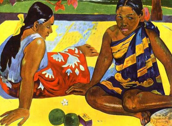 Импрессионист ПОЛЬ Гоген Paul Gauguin 8