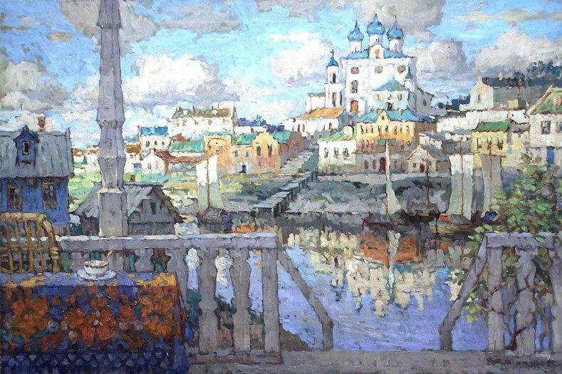 Художник Горбатов 134564