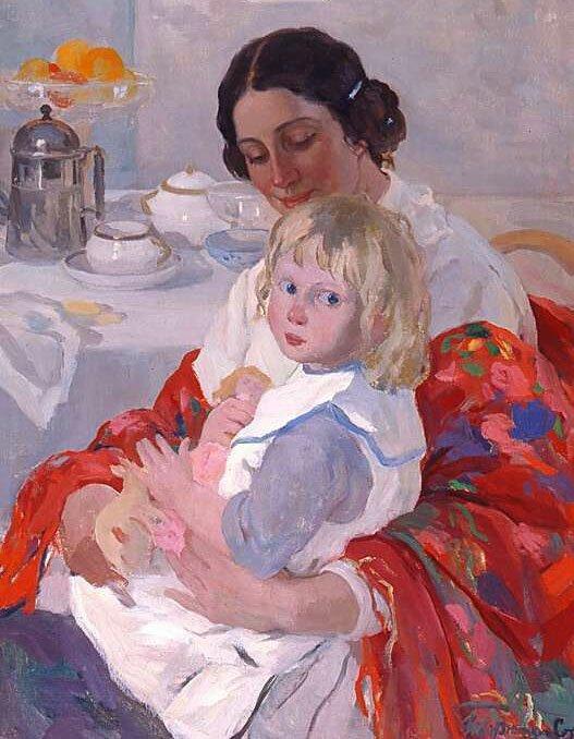 Произведения живописи Горюшкин-Сорокопудов 11