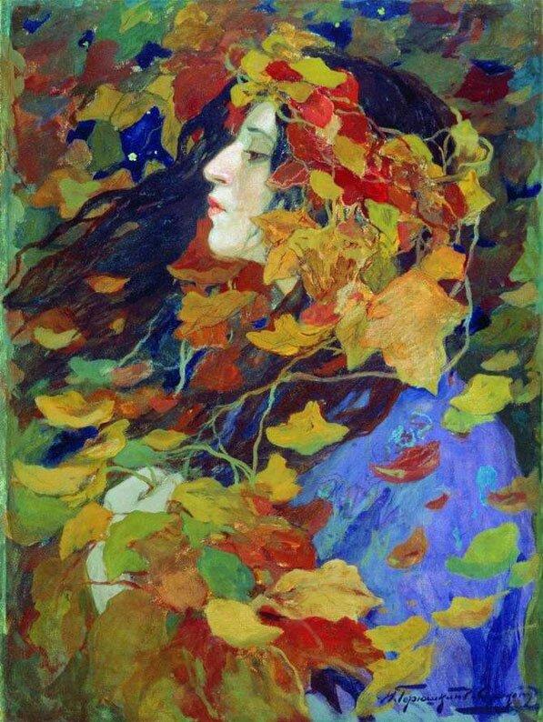 Произведения живописи Горюшкин-Сорокопудов 12