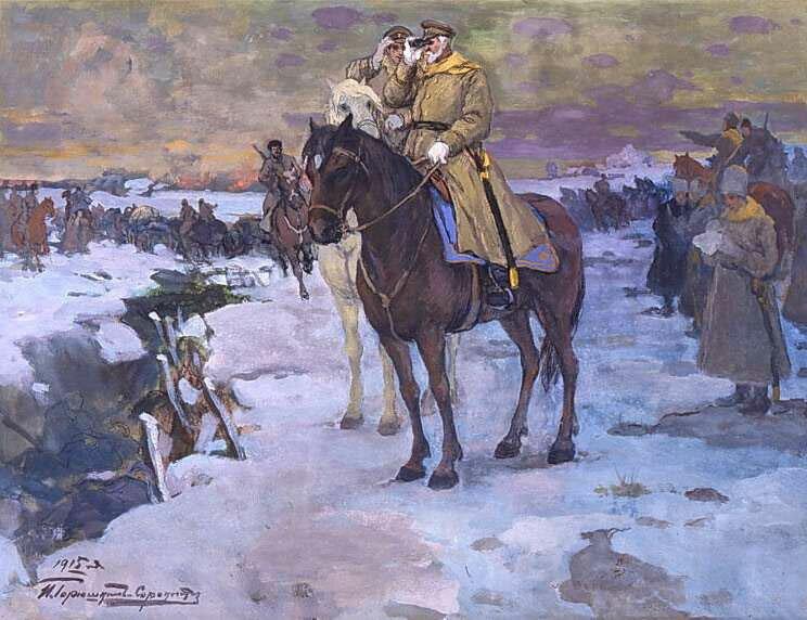 Произведения живописи Горюшкин-Сорокопудов 17