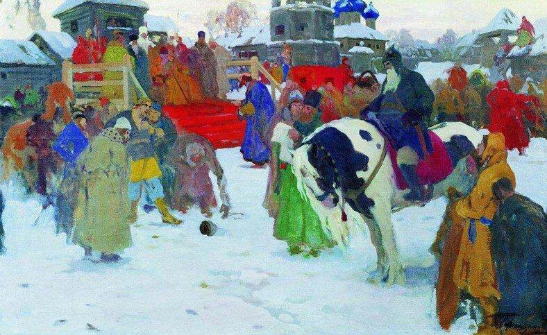 Произведения живописи Горюшкин-Сорокопудов 20
