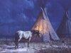 Индейцы в рисунках Мартина Греля 1