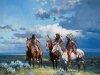 Индейцы в рисунках Мартина Греля 16