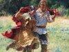 Индейцы в рисунках Мартина Греля 2
