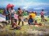 Индейцы в рисунках Мартина Греля 20
