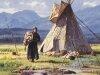 Индейцы в рисунках Мартина Греля 3
