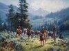 Индейцы в рисунках Мартина Греля 4