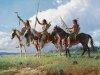 Индейцы в рисунках Мартина Греля 9