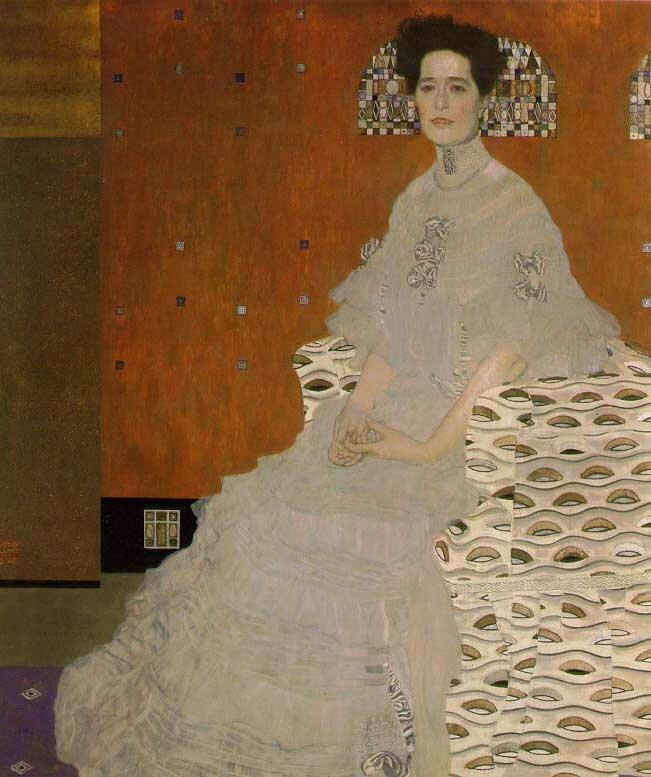 Великие художники Klimt Gustav10