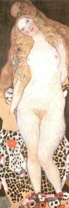 Великие художники Klimt Gustav17