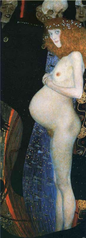 Великие художники Klimt Gustav2
