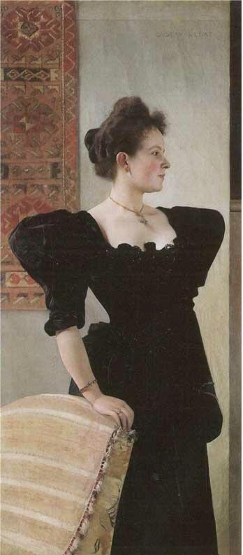 Великие художники Klimt Gustav3