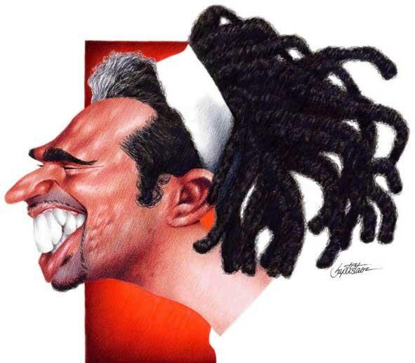 Карикатуры Баптистао 1