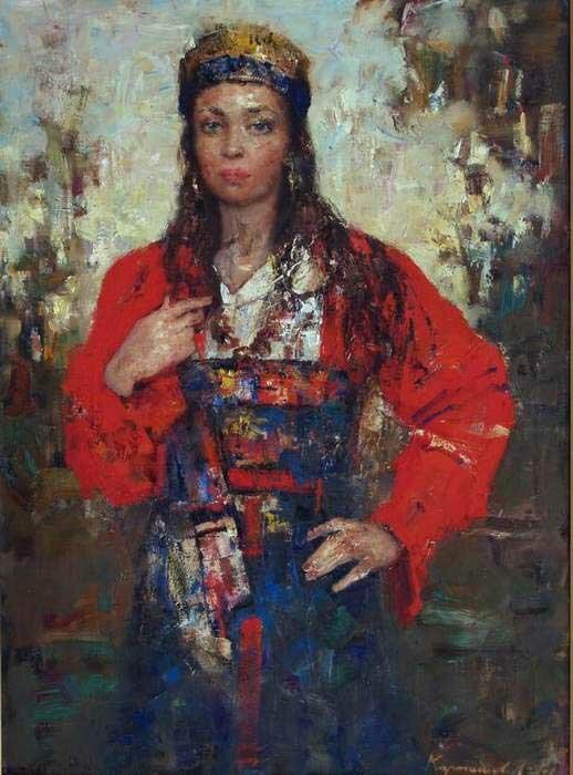 Карташов шестнадцатая картина