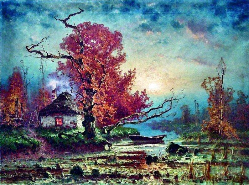 Пейзажист Клевер 19