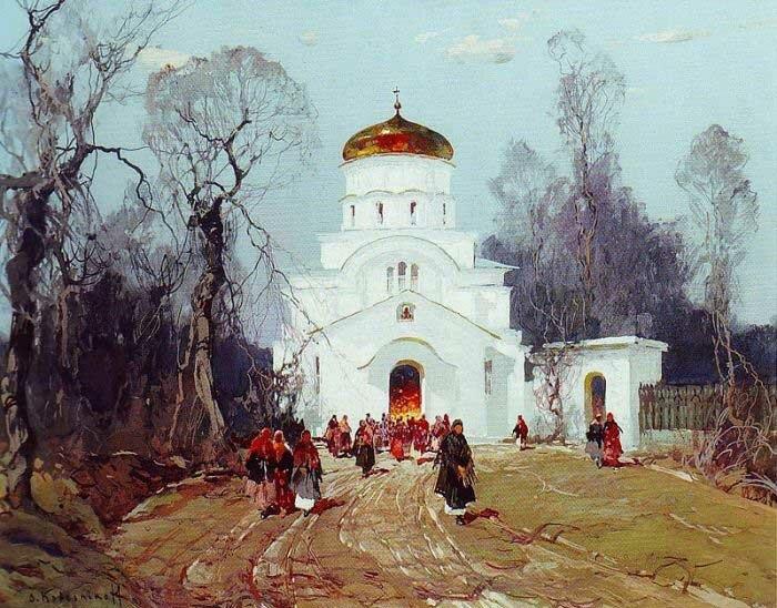 Живопись Колесникова 2