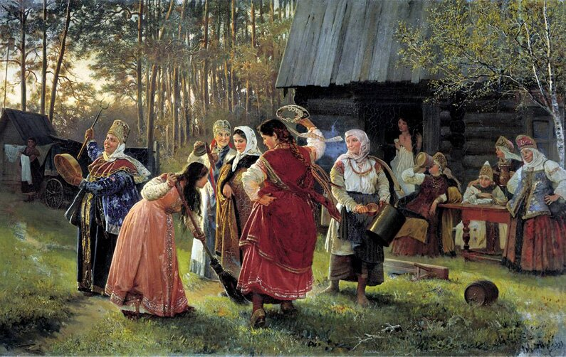 Творчество Алексея Корзухина 2