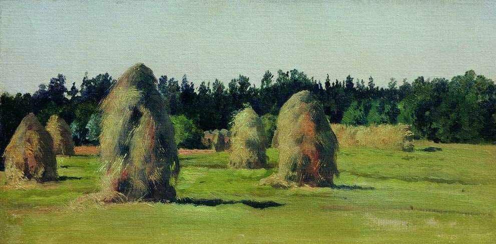 Пейзажи Крыжицкого 4
