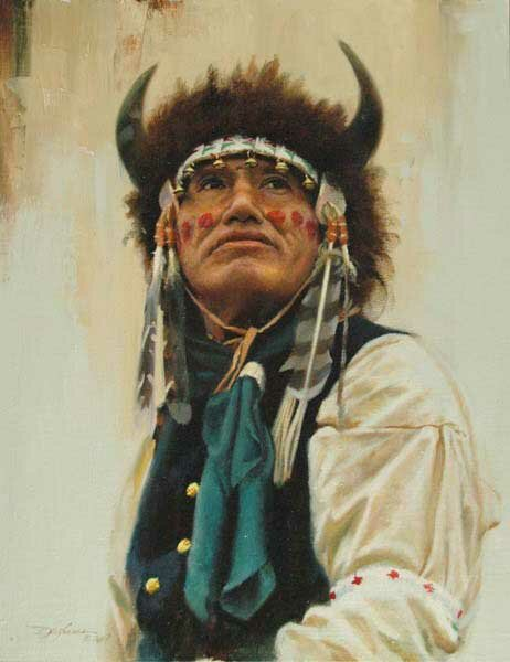 Индейцы Кучеры 1